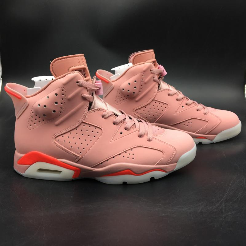 "low priced 3484d a13b7 Air Jordan 6 ""Millennial Pink"" Best New Style"