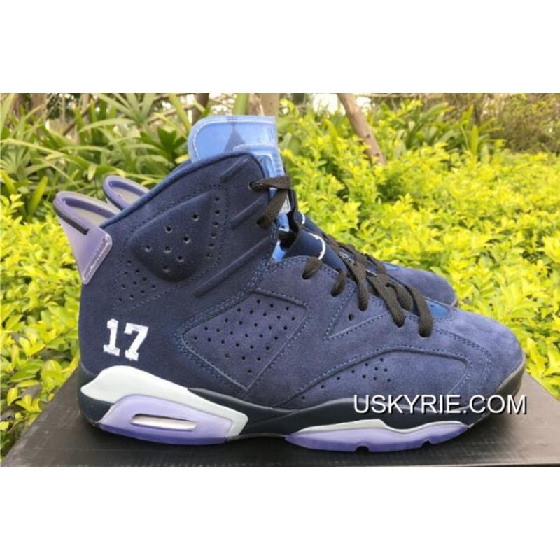 "outlet store 1162c 41cb2 Air Jordan 6 ""UNC Championship"" PE University Blue/White Best Latest"
