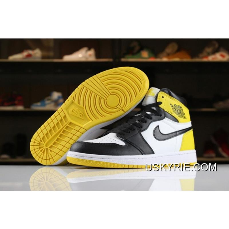 "1f08a543e930 Best New Style Air Jordan 1 Retro High OG ""Yellow Ochre"" Summit White  ..."