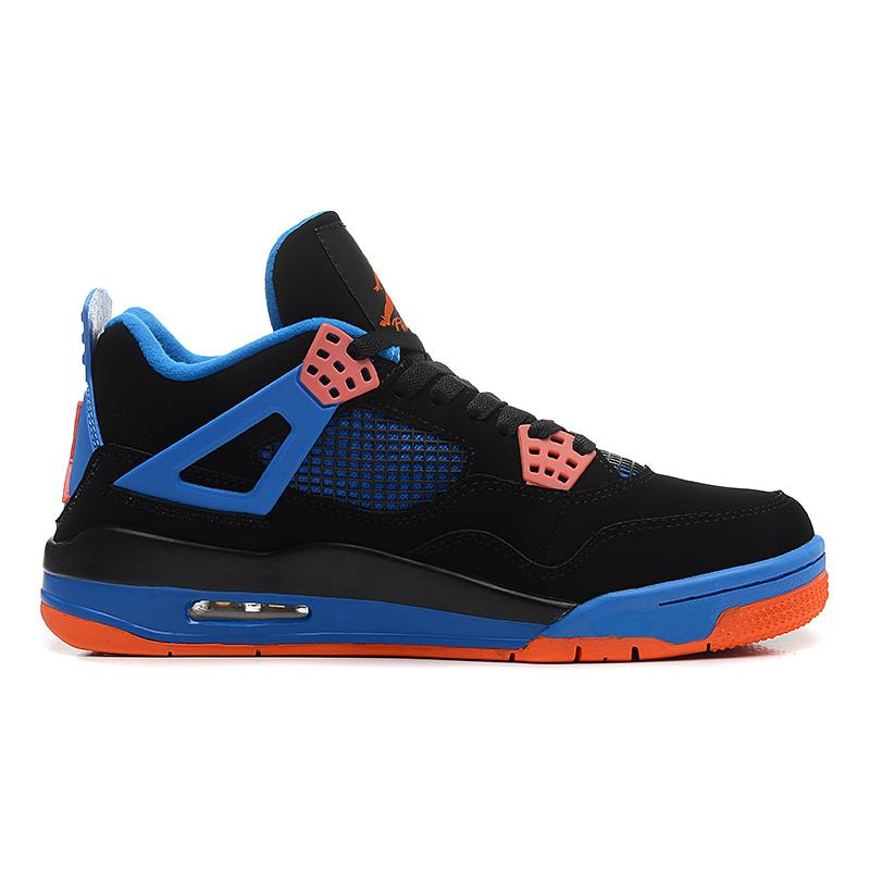 "sports shoes a978d 3d3b9 Best Top Deals New Air Jordan 4 Retro ""Cavs"" Black Orange Blaze- ..."