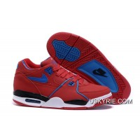 4bf9ddcfca12 Nike Air Flight  89 University Red Game Royal Sports Basketball Shoes Best  Free Shipping