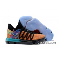 "the best attitude 0357b e262f Big Discount Nike KD 10 ""What The"" PE"