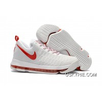 b8efaac1e58 Nike KD 9 With Red Basketball Shoes Best New Year Deals