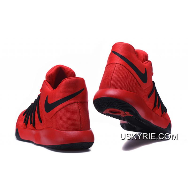 buy popular 0ccc7 5e698 Nike KD Trey 6 Red Black Basketball Shoes Best New Year Deals, Price ...