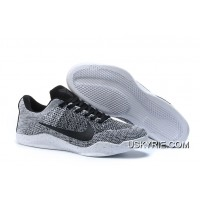 "save off 27486 92e06 Best New Release Nike Kobe 11 Elite Low ""Oreo"""