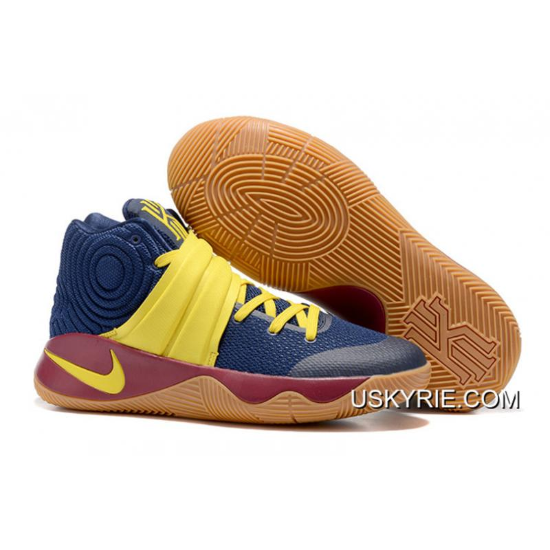 "c90bd2b7ff53 Best Latest Nike Kyrie 2 ""Ky-Reer High"" ..."