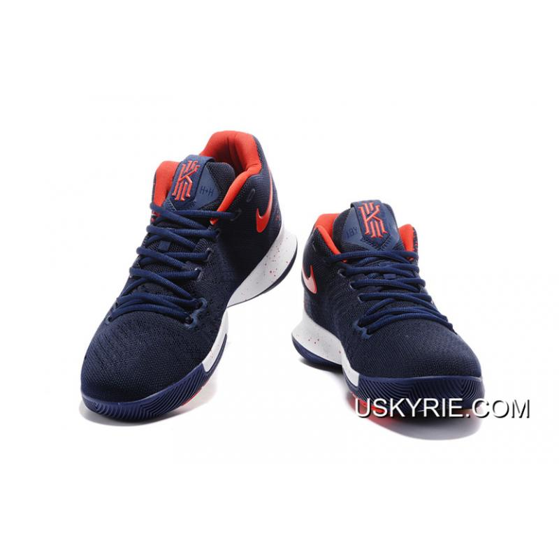 71dc5033e620 ... Best New Release Nike Kyrie 3 Dark Blue Red ...