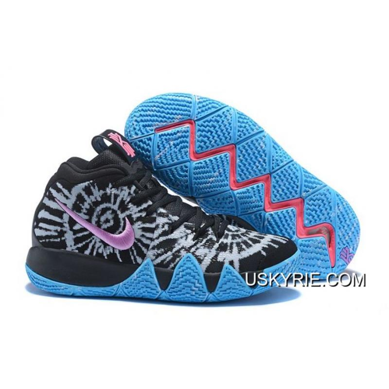 reputable site 65439 48b66 coupon code for womens nike kyrie 4 blue norway 6e541 91184