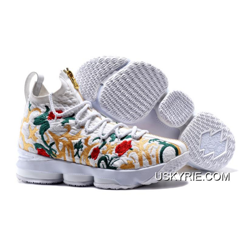 "LeBron 15 Best For Sale KITH X Nike LeBron 15 ""Floral"", Price: $89.67 - Nike ..."