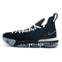 """detailed look cbc03 a1dfb Nike LeBron 16 """"Equality"""" Black   White Shoes Best"""