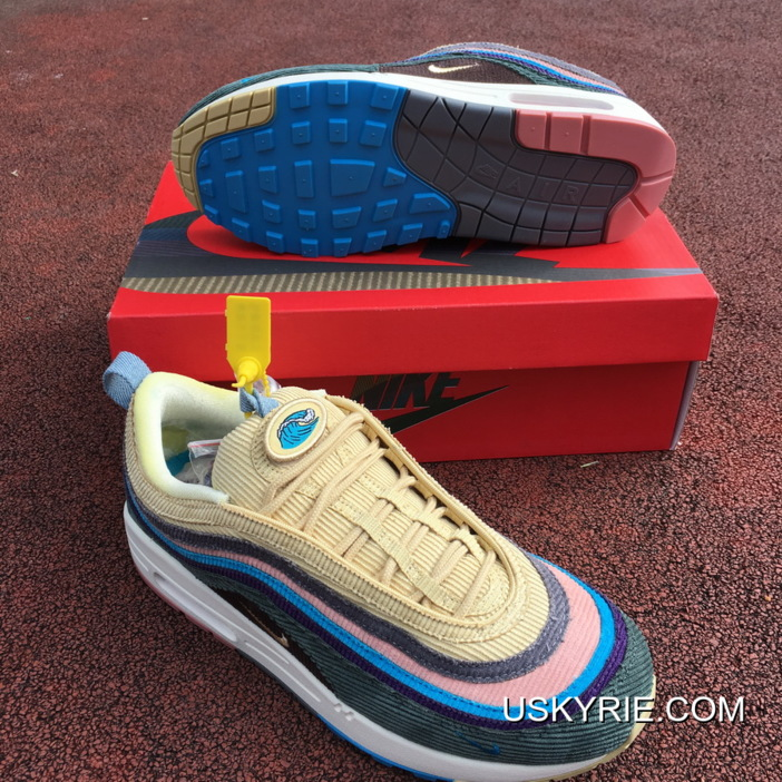 Nike Air Max 197 SW 'Sean Wotherspoon' QS (Light Blue Fury