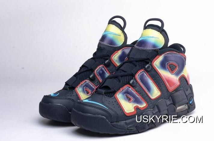 Nike Air More Uptempo 'Heat Map' For Sale