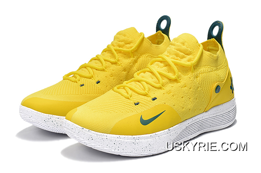 KD 11 Yellow Latest Breanna Stewart Nike KD 11 Storm Yellow PE, Price: $88.67 ...