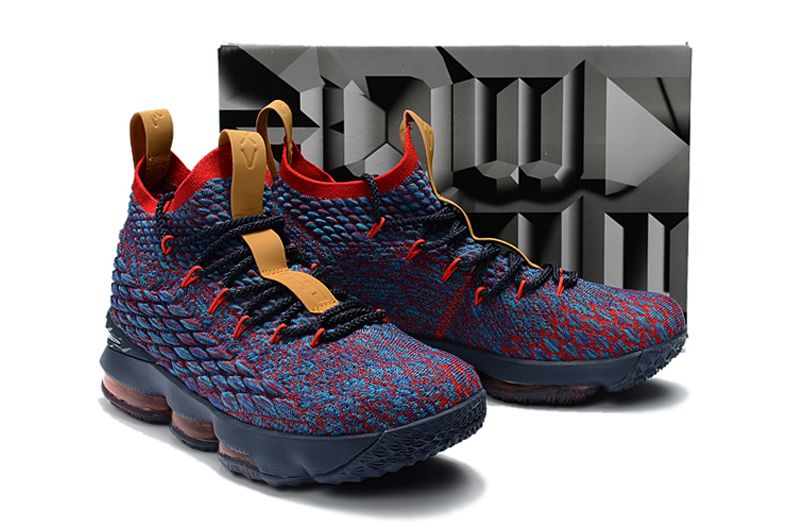 """4f4606d915d Online Nike LeBron 15 Cavs """"New Heights"""""""